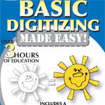 Basic Digitizing Made Easy