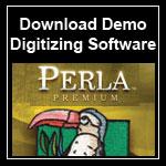 Perla Premium Digitizing Software