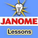 janome lesson