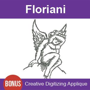 Floriani Digitizing Lesson