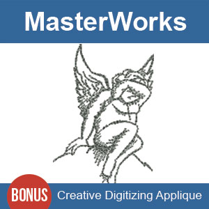 MasterWorks Digitizing Lesson