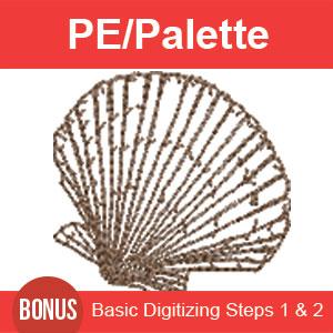 PE/Palette Digitizing Lesson