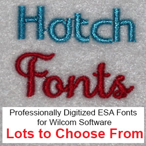 hatch fonts icon