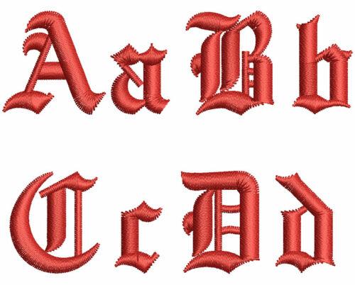 English Towne 30mm Font
