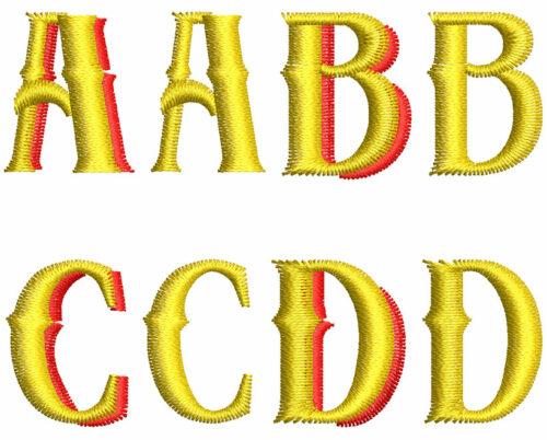 Holden 20mm font