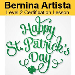 Bernina Digitizing Certification