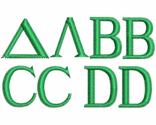 ancient greek esa font letters icon