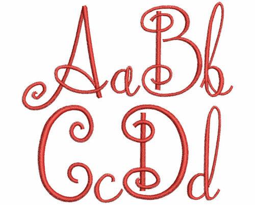 Australian esa font letters icon