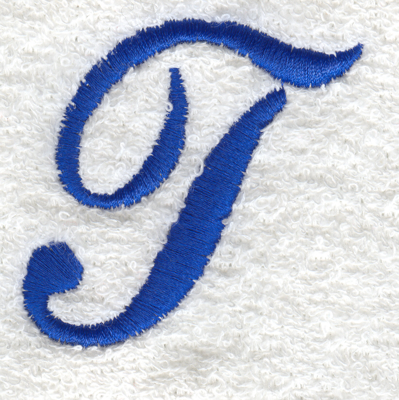 Terry Cloth & Towels Embroidery