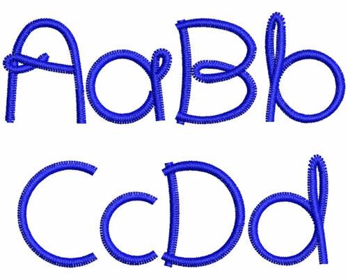 Angoletta esa font letters icon