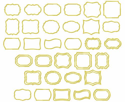 Applic Shapes 1 ESA Elements