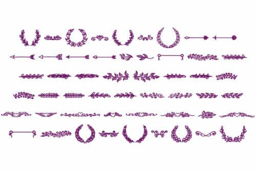 Decorative ESA Elements