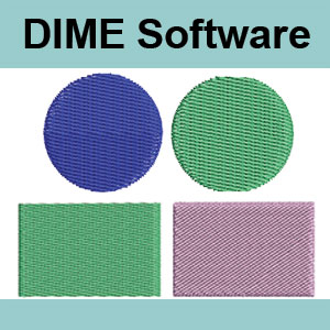 DIME Software Digitizing Lesson 1