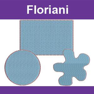 Floriani Digitizing Level 3