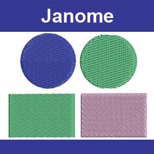 Janome Digitizing Level 3
