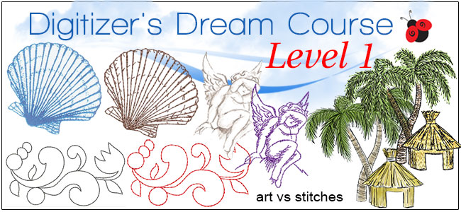 dizitizers dream course level 1