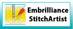 stitch artist logo