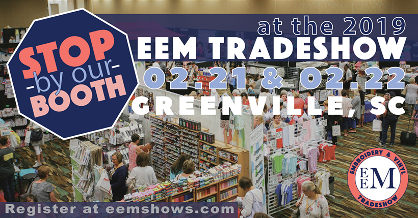 embroidery trade show
