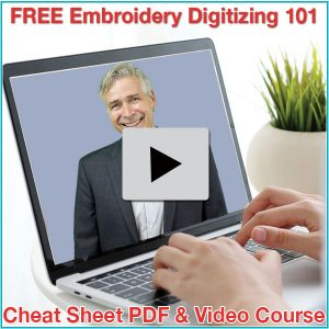 Embroidery Digitizing 101