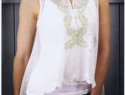How to Create an Embroidered Blouse (Embroidery Project)